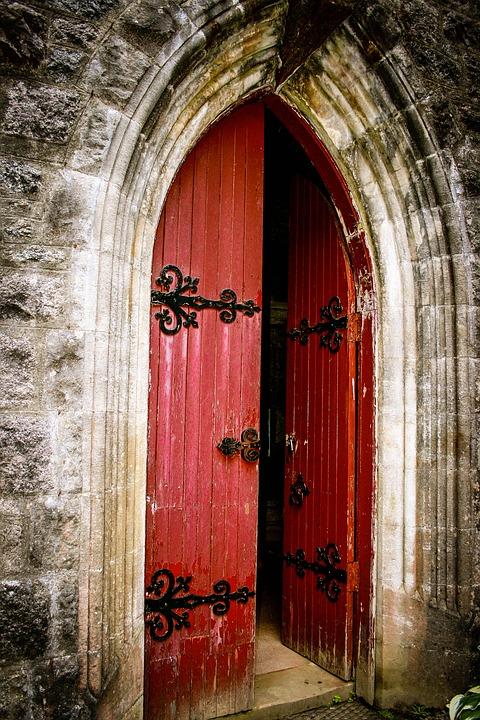 How To Open A Locked Door >> Unlocking Charm – The Harry Potter Lexicon