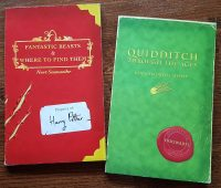 The Muggle edition of Quidditch Through the Ages is published