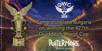 The Changing Quidditch World Cup Schedule