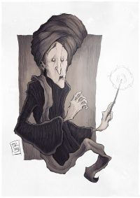 Quirrell begins teaching at Hogwarts