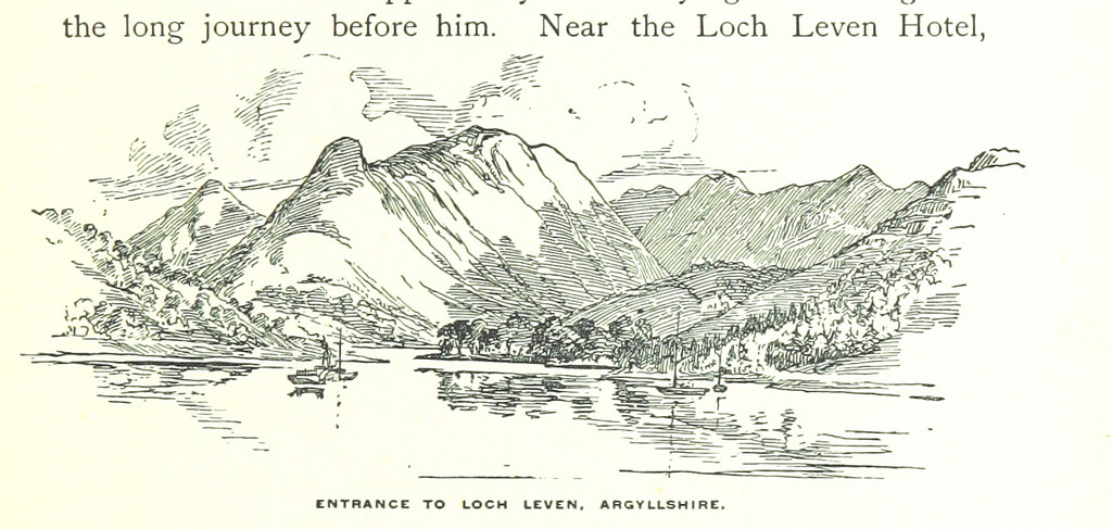 Entrance to Loch Leven, Argyllshire