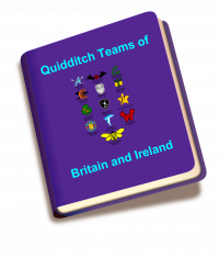 Quidditch Teams of Britain and Ireland (book)