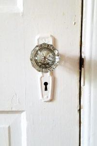 Anti-Muggle doorknob