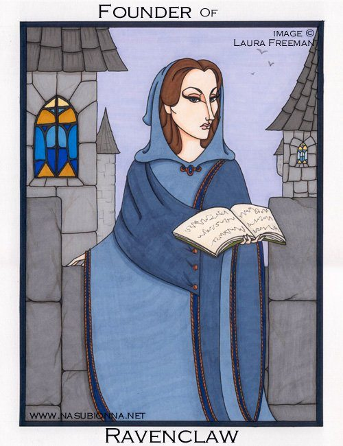 Harry Potter Tarot: Ace of Pentacles