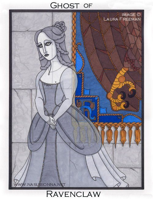 Harry Potter Tarot: Queen of Pentacles