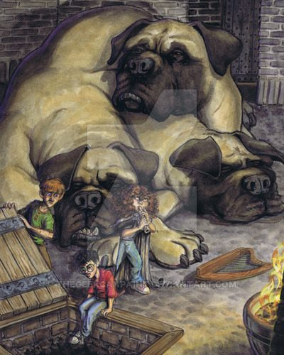 Harry Potter Book 1 Chapter 16