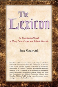 The Lexicon – Signed Paperback
