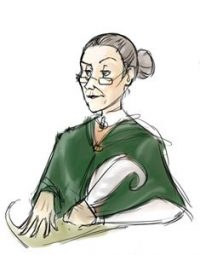 Minerva McGonagall begins teaching at Hogwarts