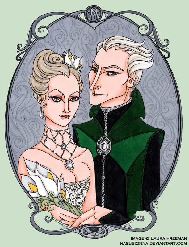 The Malfoy Wedding