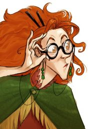 Why is Trelawney's name different between the US and UK editions?