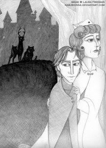 Madam Pomfrey with young Remus Lupin