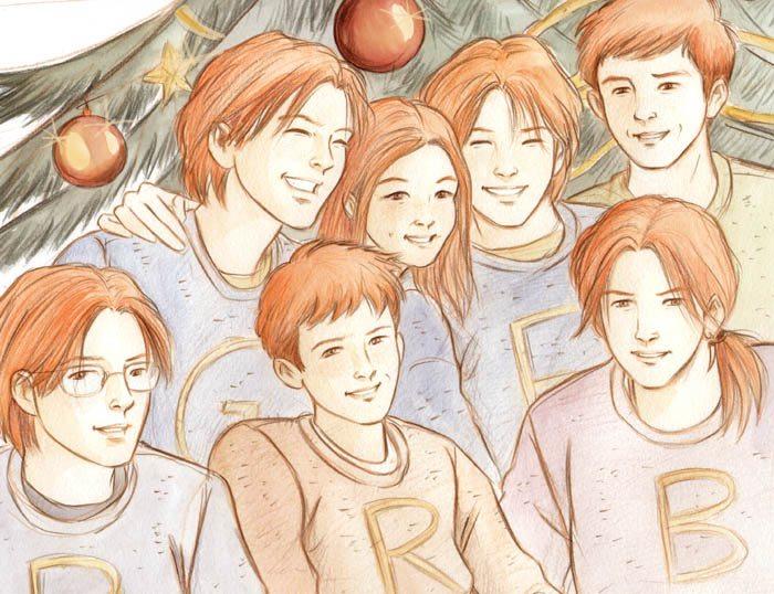 Weasley Xmas