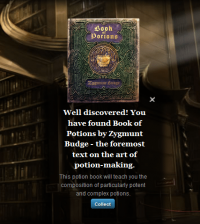 BoP: Book of Potions (game)