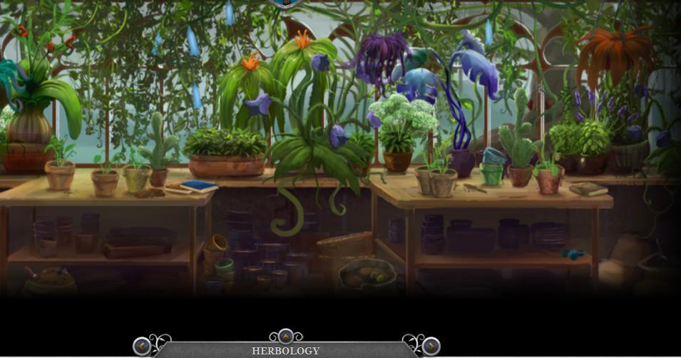Pottermore – Herbology