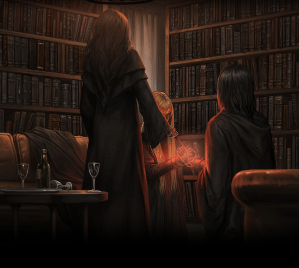 Pottermore – Spinners End Unbreakable Vow