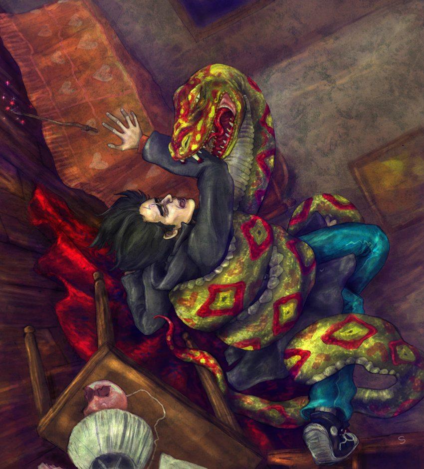 Chapter 17 HPDH Bathilda's Secret