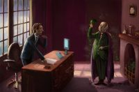 Who Enforces the Statute of Secrecy to the Muggles?