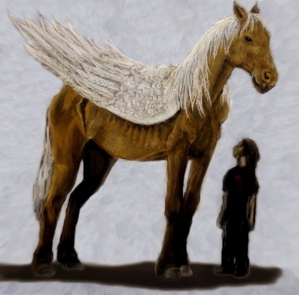 Winged horses – The Harry Potter Lexicon