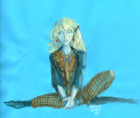 Luna Lovegood is born