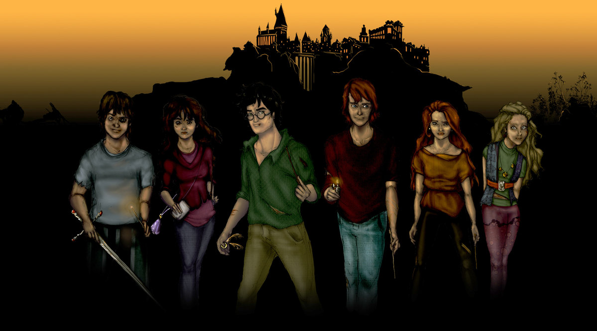 Deathly Hallows – The Heroes 2