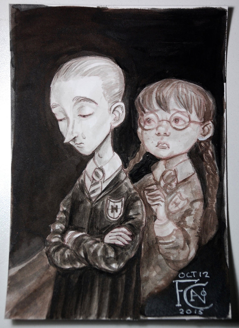 draco_and_myrtle_by_feliciacano-d9jl9g4