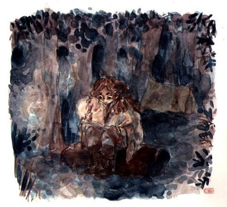Hermione Reading – Camping