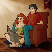 Ginny Weasley: A Gryffindor and a Match for Harry