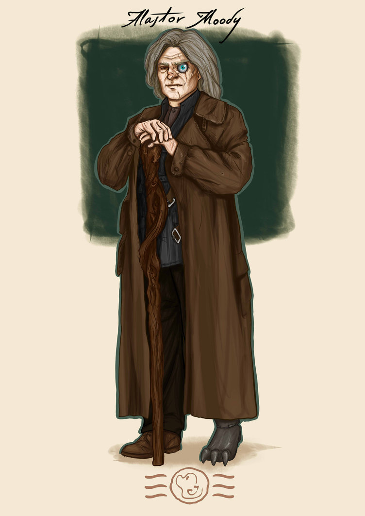 Order of the Phoenix – Alastor Moody