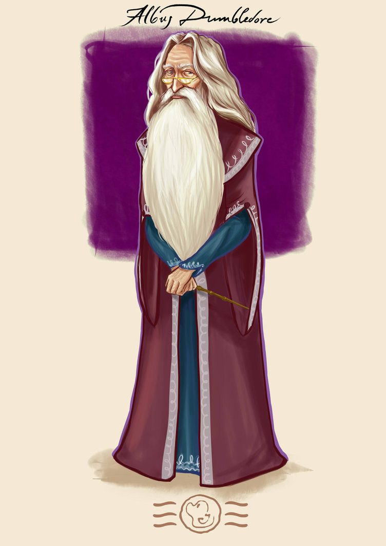 Order of the Phoenix – Albus Dumbledore