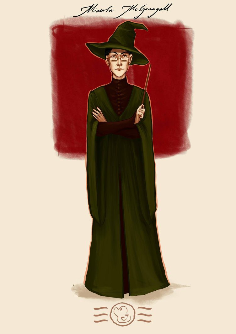 Order of the Phoenix – Minerva McGonagall
