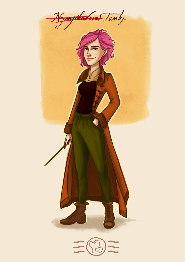 Order of the Phoenix – Nymphadora Tonks