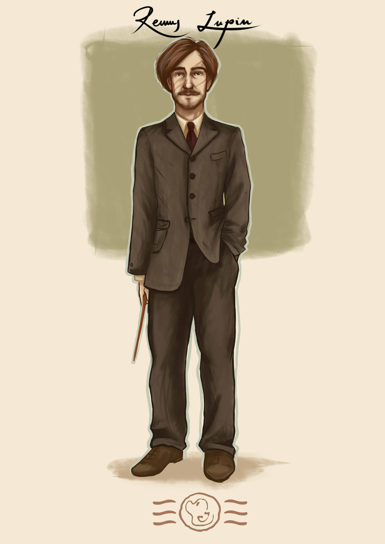 Order of the Phoenix – Remus Lupin