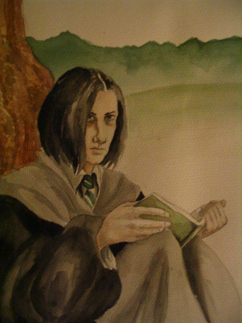 Snape's Worst Memory