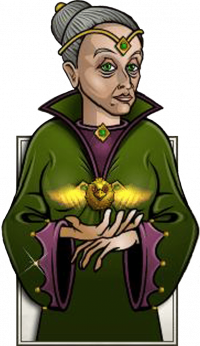 Wizard of the Month, June 2005: Elfrida Clagg