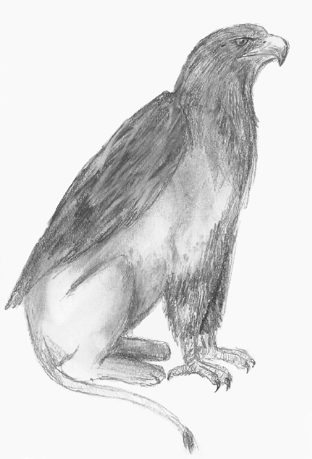 Yay, a Griffin