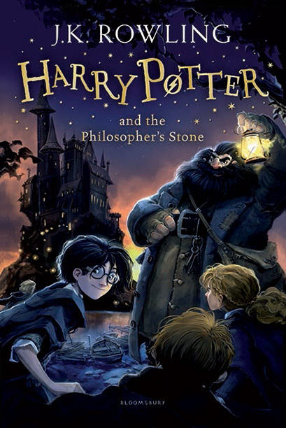 2014 Bloomsbury Children's Edition Philosopher's Stone