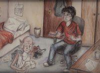 Harry's 12th Birthday