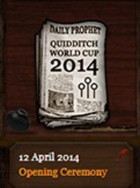 Quidditch World Cup 2014 Opening Ceremony