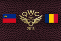 Quidditch World Cup 2014 Round of 16 Match 5 (Day 2)