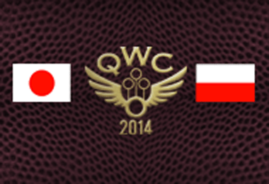 Quidditch World Cup 2014, JPN v POL, Daily Prophet, 21 May 2014