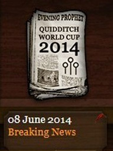 Quidditch World Cup 2014 Evening Prophet (8 June 2014)