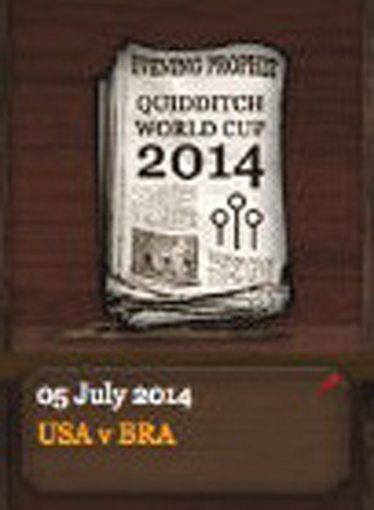 Quidditch World Cup 2014 Evening Prophet (5 July 2014)