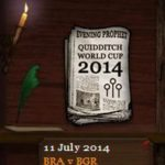 Quidditch World Cup 2014 Evening Prophet (11 July 2014)