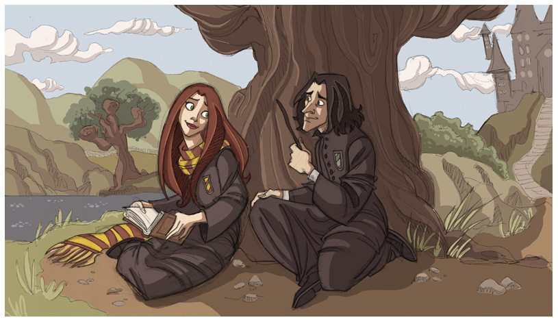 Best friends -HP SPOILERS-