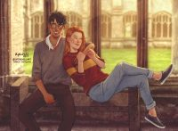 Harry breaks up with Ginny in order to protect her