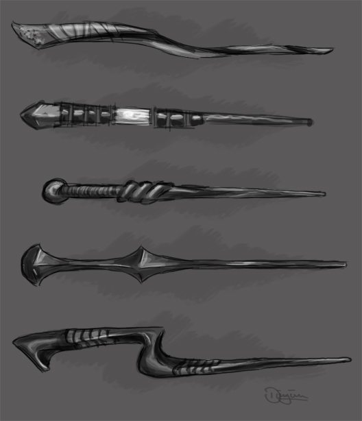 Wands Collection