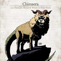Only known slaying of a Chimaera