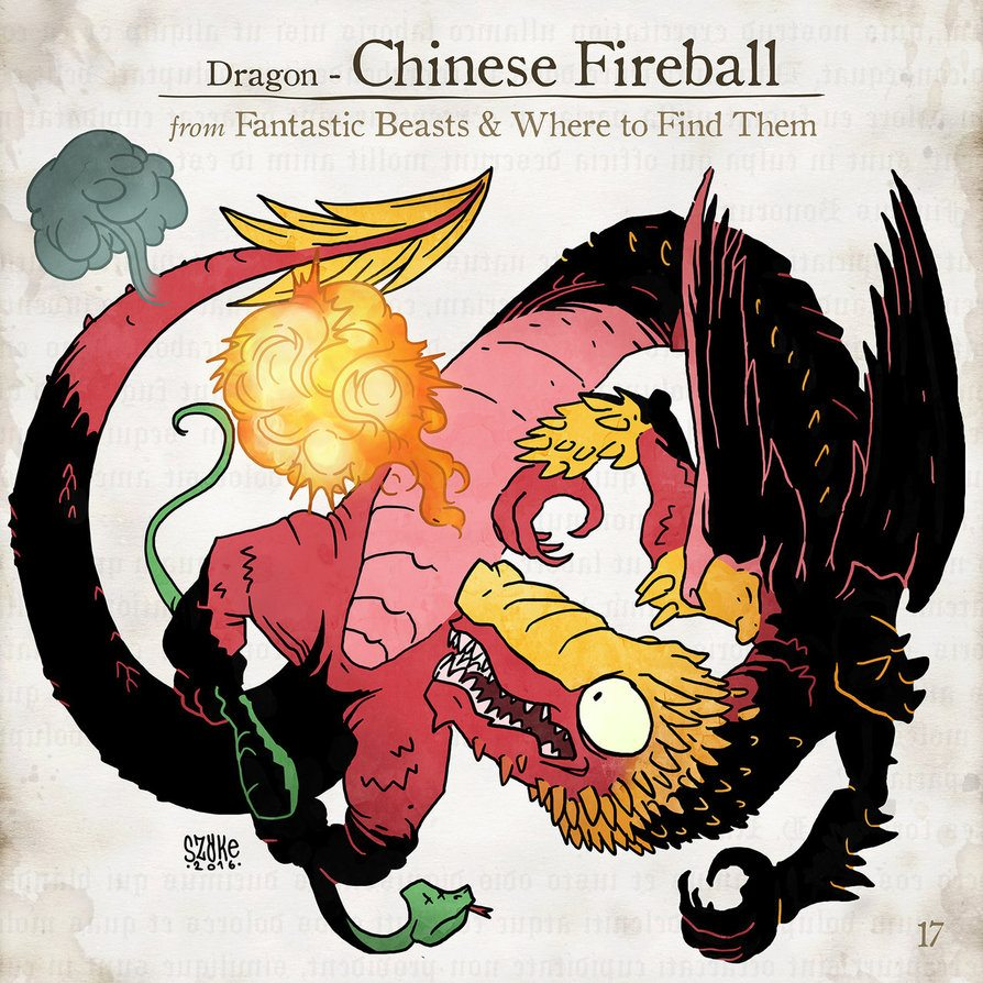 Chinese Fireball