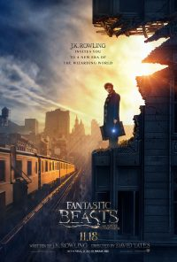 Fantastic Beasts and Where to Find Them film released