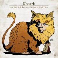 Wasn't room to swing a Kneazle